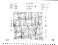 Page County Highway Map, Montgomery County 1989